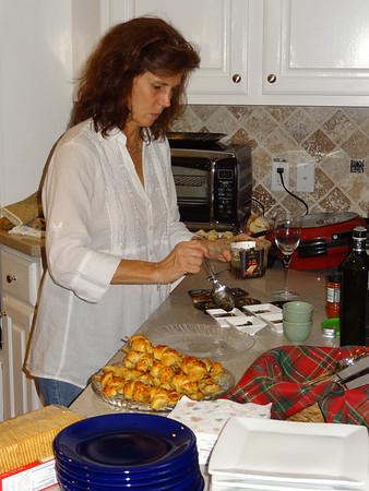 December 3, 2011 Wine Tasting