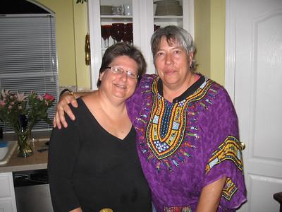 Jana & Lorinda's Wedding Party