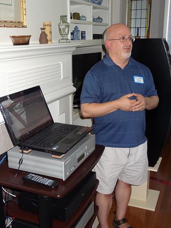 Selah Audio August 2011 Meeting